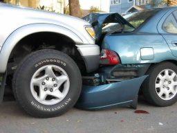 Розыск авто скрывшегося с ДТП