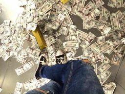 Розыск денежных средств