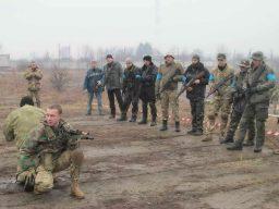Розыск и укрытие пострадавших на поле боя