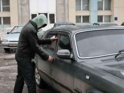 Розыск угнанных автомобилей